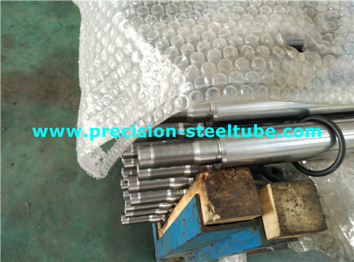 Stainless Steel Hard Chrome Plated Piston Rod CK45 ST52 20MNV6 42CRMO4 40CR
