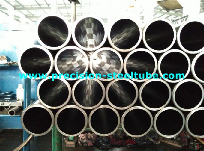 Durable Telescopic Cylinder Cold Drawn Seamless Tube OD 40-400mm