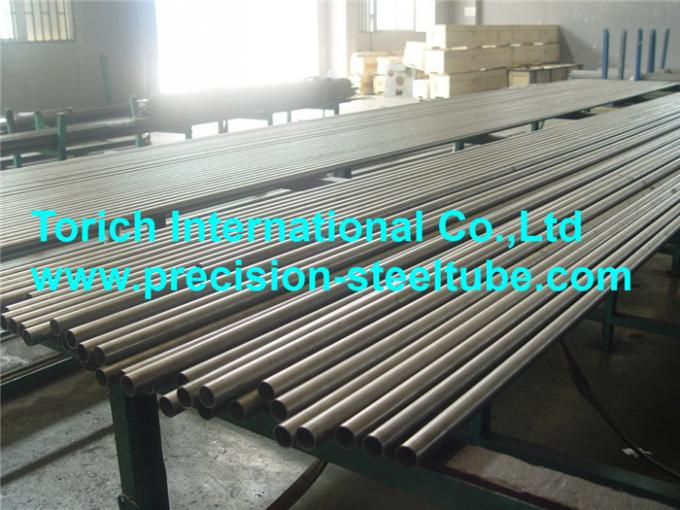 SAE J526 Welded Low Carbon Steel Tube For Automotive Fuel Line