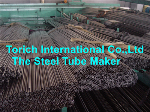 En10305-2 Precision Steel Tube , Cold Drawn Welded Carbon Steel Pipe High Accuracy
