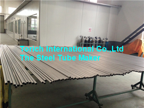 B163 Nickel Alloy Steel Pipe Incoloy 800HT High Temperature Alloy Steel Tubing