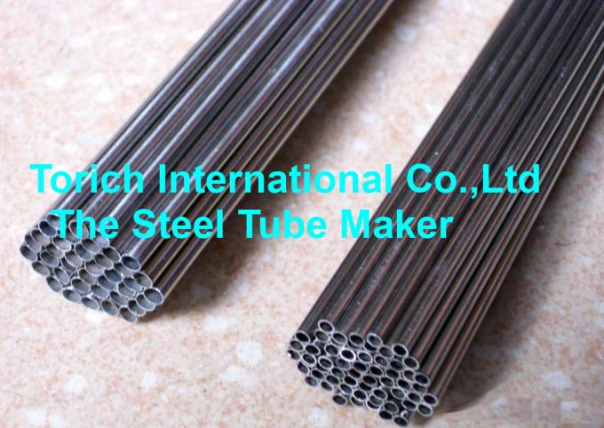 100mm Stainless Steel Tubing with Nickel , 200 / 201 Stainless Steel Pipe