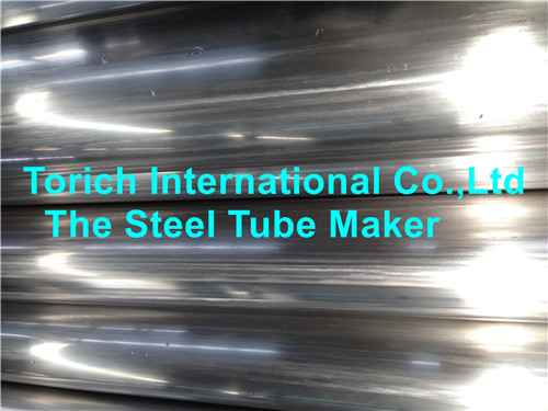 ISO 2037 Austenitic High Pressure Stainless Steel Tube With Small Diameter