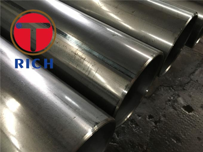 P235TR1 P195TR1 Carbon Steel Welded Steel Tube EN10217-1 For Pressure Purposes