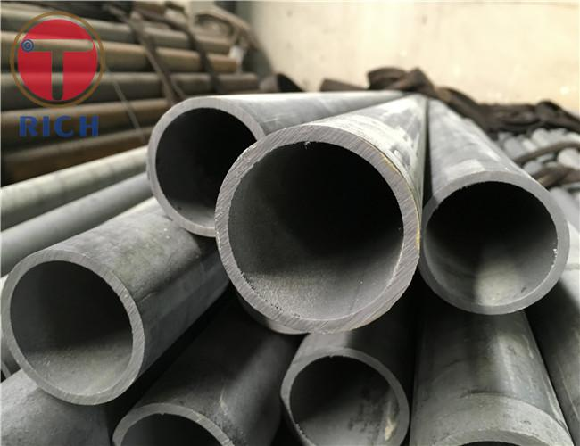GB3087 Seamless Cold Drawn Seamless Steel Tube Low Medium Pressure For Boilers