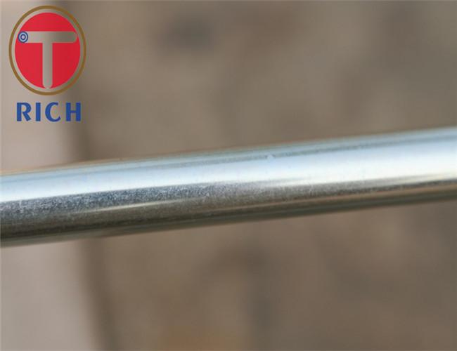 Uniform WT Thinnest-Wall Seamless Tubes of Stainless Steel GB/T 3089