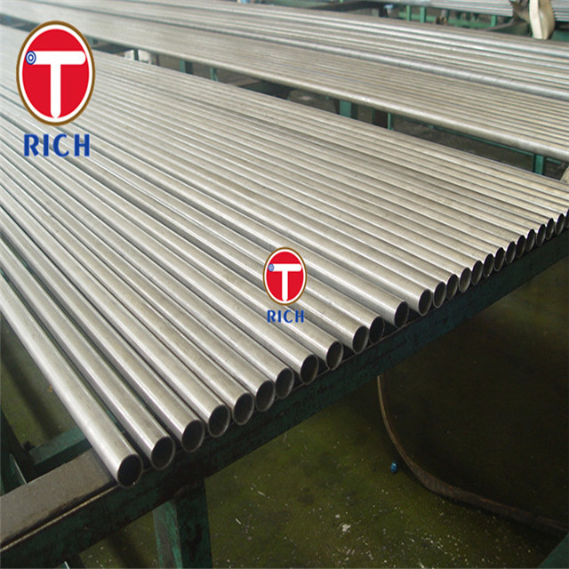 TORICH GB/T13296 304/316 Stainless Steel Tube Cold Drawn Steel Pipe