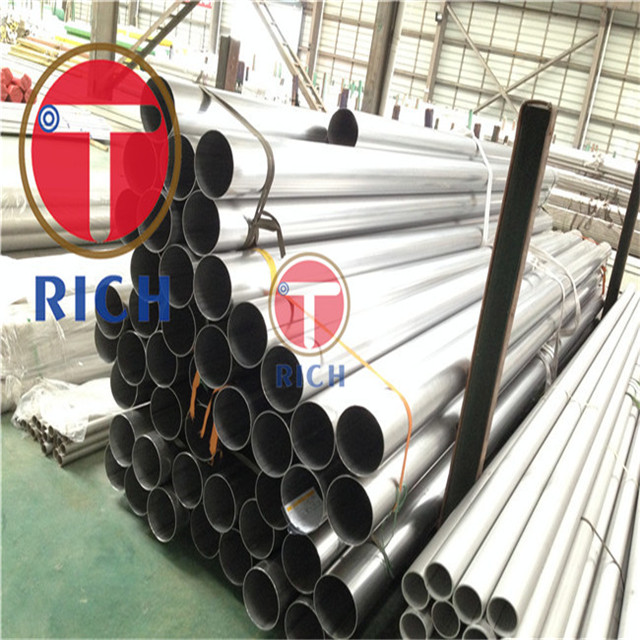 GB/T14975 304/316 Seamless Stainless Steel Tube Cold Rolled Steel Tube