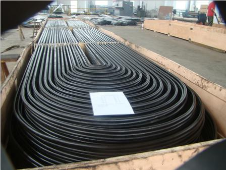 china Seamless cold drawn low carbon steel hear exchanger tubes and condenser tubes for sale