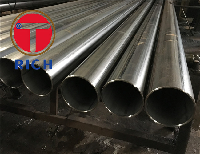 Ferritic / Martenstic Precision Stainless Steel Tubing For Heat Exchanger
