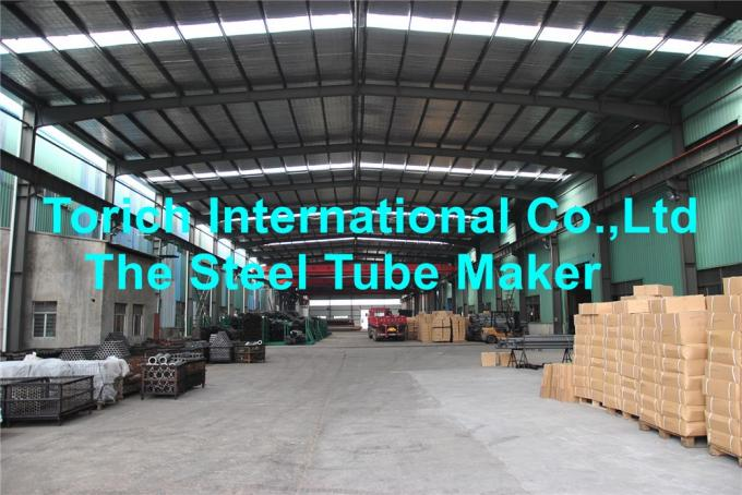Welded Round Uaustenitic Stainless Steel Tubes For Feed Water Heater