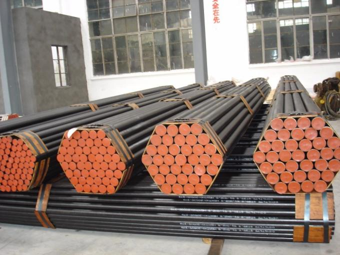 Mechanical Seamless Honed Tube Hydraulic Cylinder Alloy Steel  Astm A519