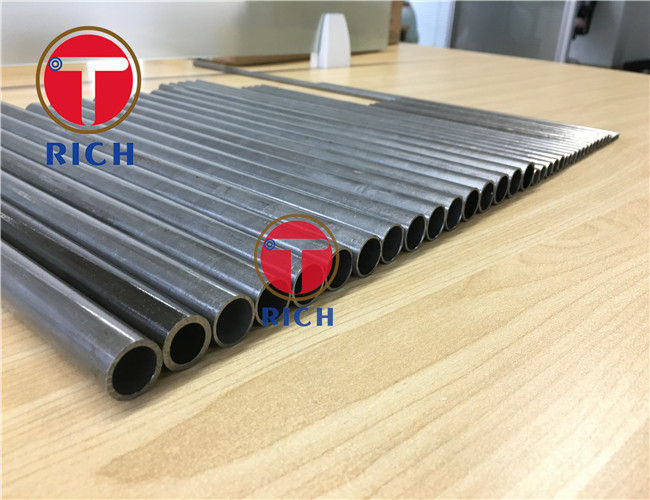 A179 A192 Cold Drawn Seamless Carbon Steel Tube For Heat Exchanger And Condenser