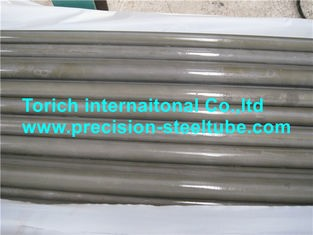 Round Shape En10216 Seamless Steel Tube Cold Drawn For Boiler Heat Exchanger