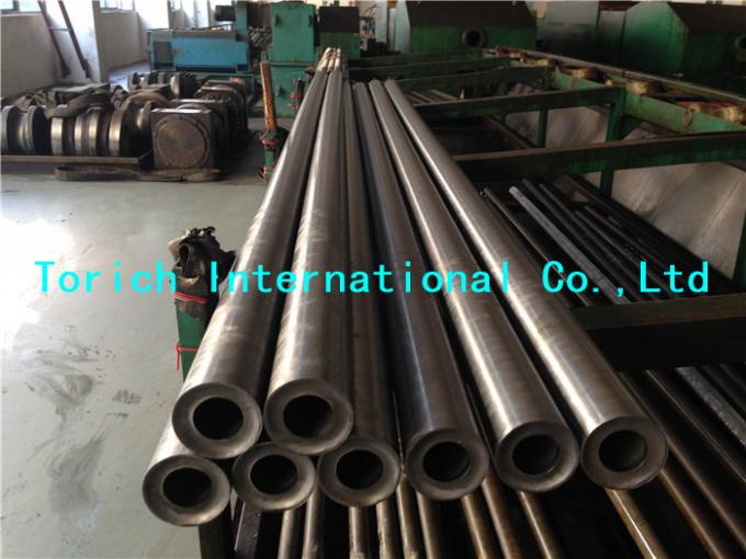 JIS G 3462 STBA 12 STBA 13 STBA 20 Alloy Steel Seamless Tube For Heat Exchanger / Boiler