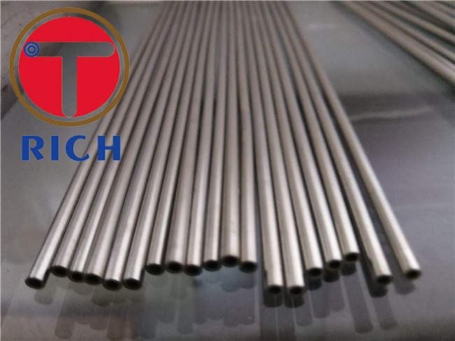 ASTM A213 300 Precision Stainless Steel Tubing Cold Rolled 20mm-12000mm Length