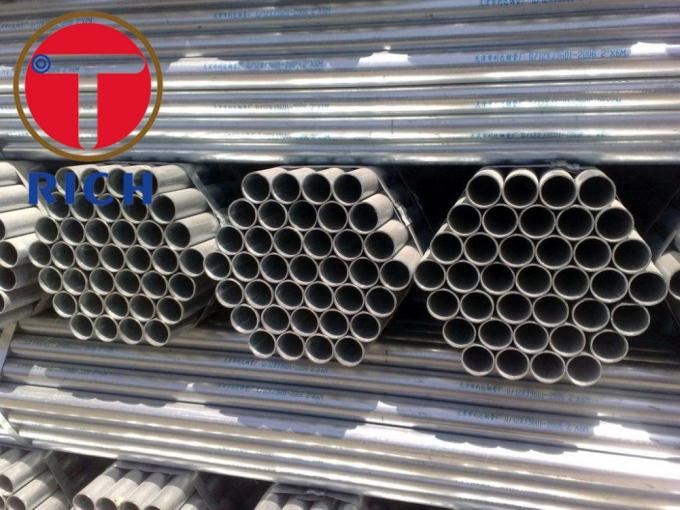 ASTM A53 A106 GI Carbon Steel Pipe Galvanized Tube for Water and Gas tube