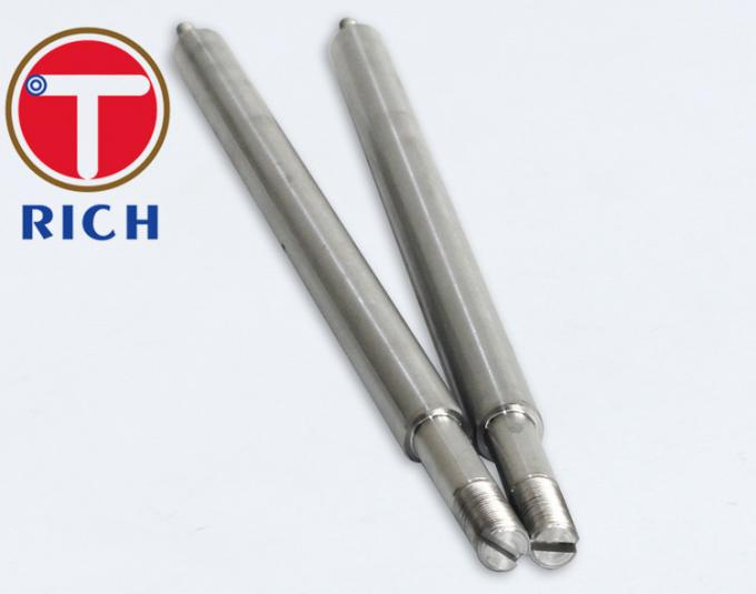 R25/R32/T38/T45/T51 Threaded Drill Rod Extension Rod Drilling Tool