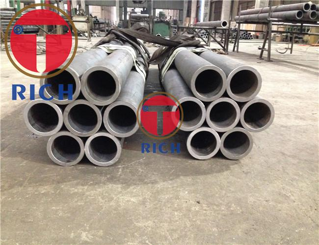 Hot Finished Heavy Wall Steel Tubing DIN EN10210-1 Construction And Decoration