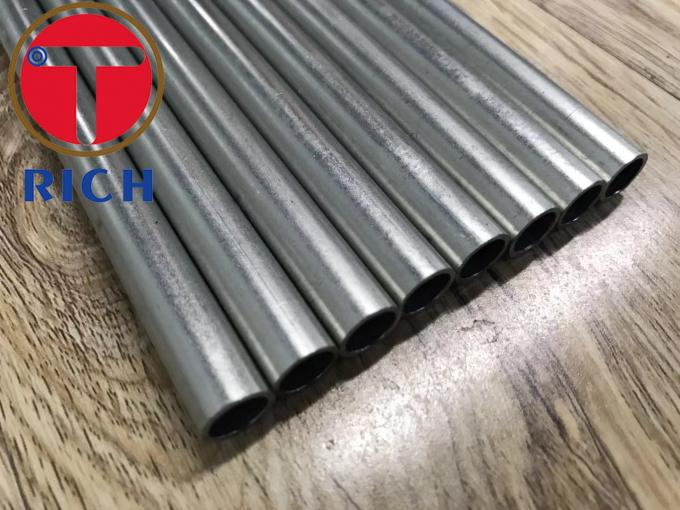 40 Carbon Steel Galvanized Steel Pipe ASTM A36  Round 8 Inch Schedule