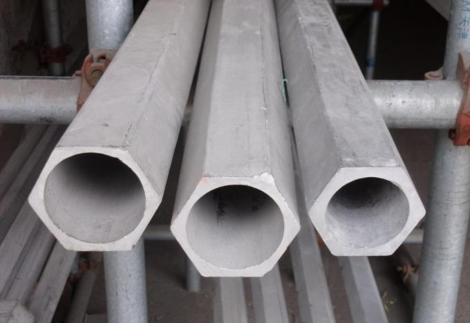 ASTM A106-2006 Stainless Steel Seamless EMT Pipe Cold Drawn 1-30 Mm Thickness