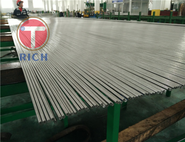 Cold Rolling Welded Precision Steel Tube EN10305-2 For Machinery Industry