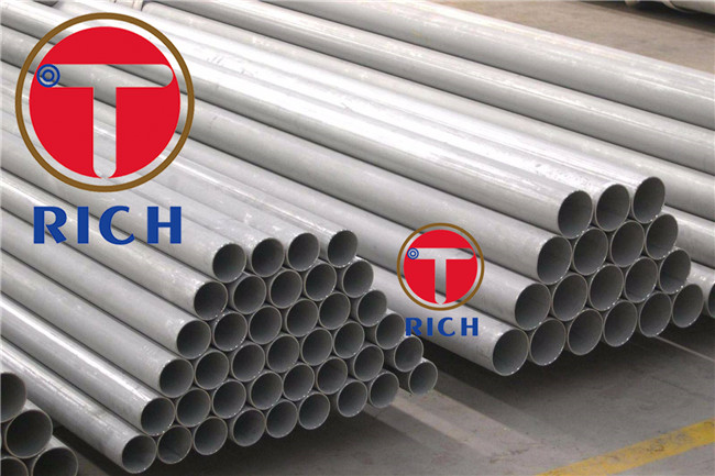 T1 T1a T1b Seamless Alloy Steel Pipe ASTM A209  For Boiler And Superheater