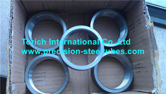 High Precision Steel Tubes For Machining ASTM A519 Seamless Steel Pipe 1008 1010