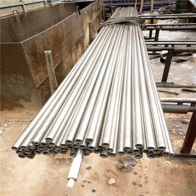 ASTM A269 Square Precision Steel Tube Bright Annealing Round ISO Passed