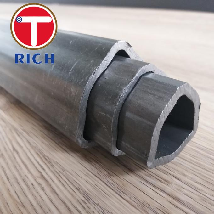 Carbon Seamless Triangle Pto Shaft Tubing DIN 2391 For Algricultural Machineries