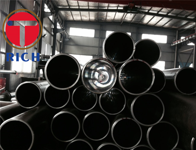 Automotive Seamless Precision Steel Tube EN10305-1 50mm With ISO Certificated