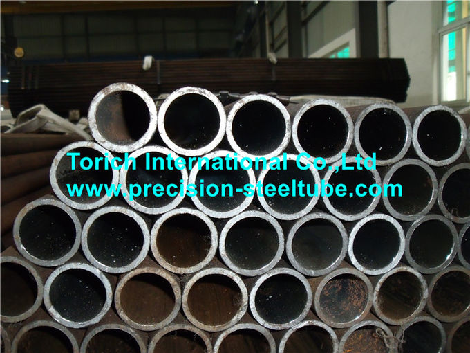 Hot Finished Round Structural Steel Pipe / Structural Square Tubing DIN EN 10210-2