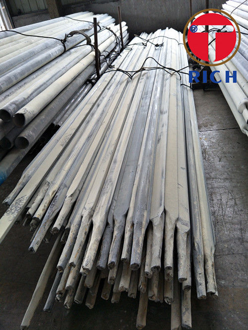 GB/T3094 20G Carbon Steel Pipe / Seamless Omega Tube For Pressure Machinery