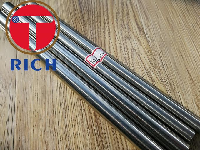 Cr-Mo Alloy Austenitic Seamless Stainless Steel Tube ASTM A269  Hydraulic Pipe