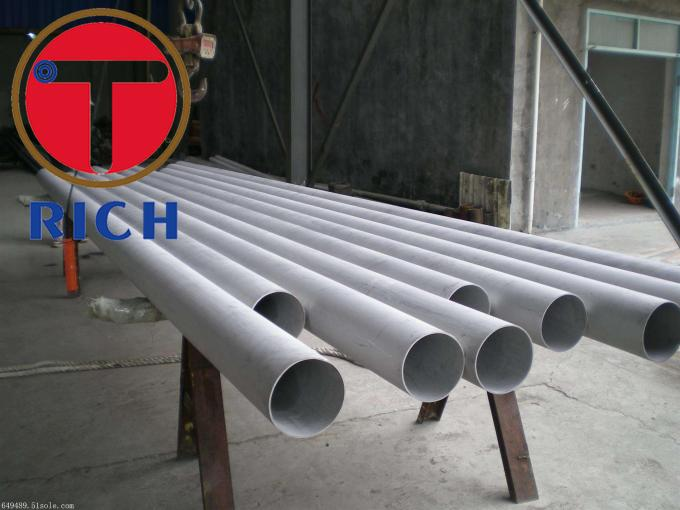 Weldable Nickel Base Alloy Steel Pipe Make Pumps / Valves Creep - Resistant