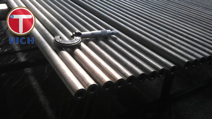 GOST9567 Cold Drawn Precision Steel Tube / Seamless Mechanical Steel Tubing