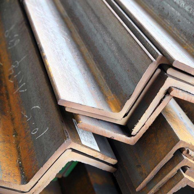 Hot Rollled Special Steel Pipe Angle Bar Angle Iron 20x20mm-200x200mm Dimensions