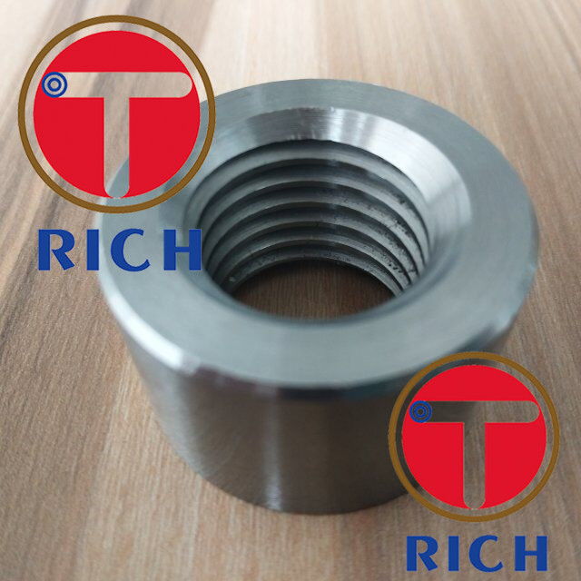 Stainless Steel CNC Precision Shaft Machining Milling Turning Ship Spare Parts