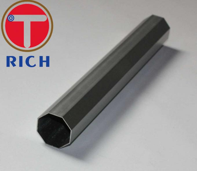 Hot Dip Galvanized Octagonal Welded Steel Tube 2.0 - 10 Mm Thickness