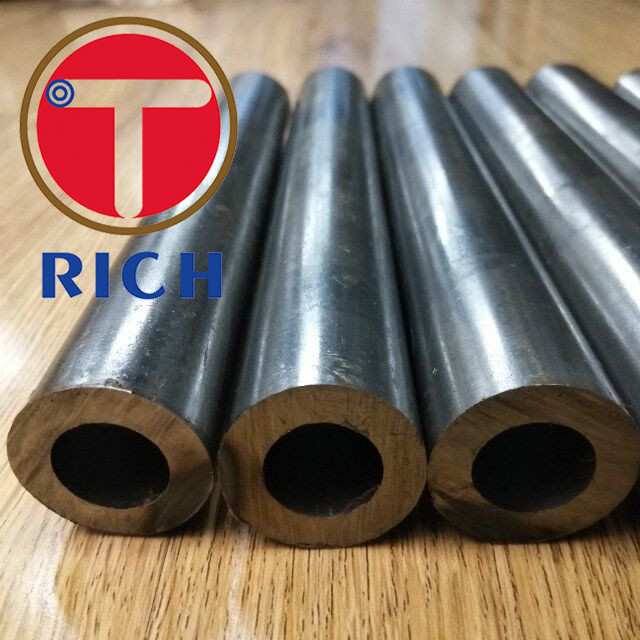 Hot Rolled 35crmo4 Seamless Carbon Steel Tube / Heavy Wall Steel Pipe Tube