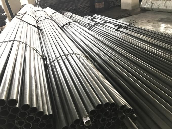 High Pressure Boiler Steam Superheater Tubes / Alloy Steel Tube ASTM SA213 T5