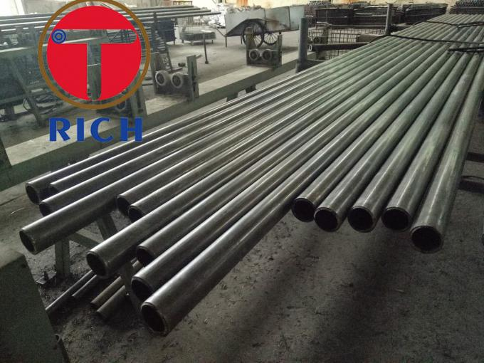 Carbon And Alloy Steel Automotive Steel Tubes , Round Mechanical Tubing