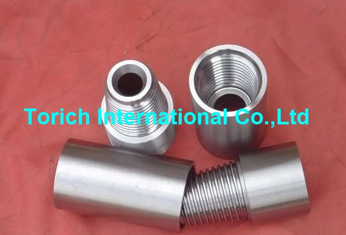 Thread Types Coupling Drill Steel Pipe API Steel Grade G105 S135 Range 3 Drill Pipe