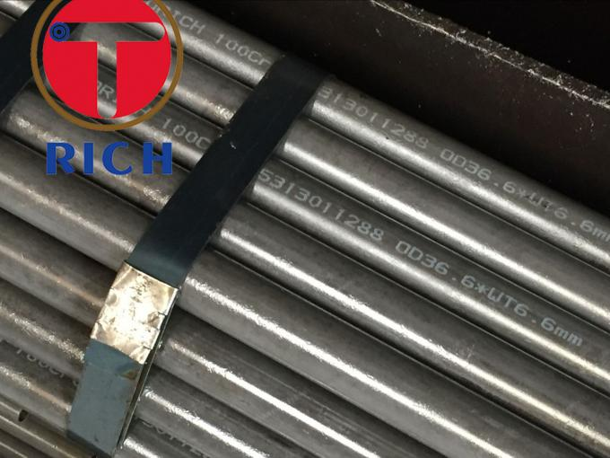 ISO683-17 Cold Drawn Seamless Steel Pipe Bearing Steel Tube GCr15 100Cr6