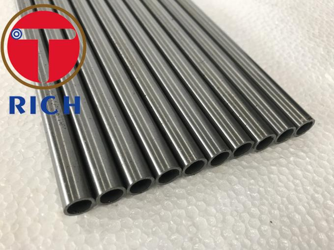 DOM Cold Drawn Welded Tubes For Automotive Parts With EN10305-2 E235 E355