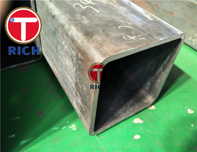Square Special Steel Pipe Seamless Carbon Steel Hollow Section Pipe