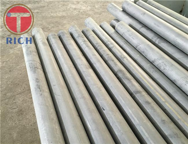Cold Drawn Precision Steel Tube Seamless 2 - 12m Length With GB/T3639