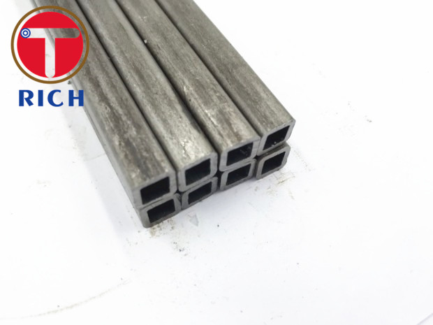 4 Inch heavy Wall Galvanized Seamless Steel Tube Cold Drawn EN10219