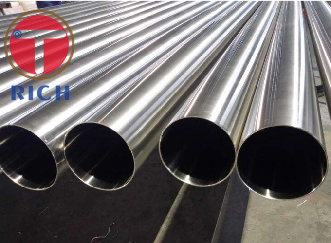 ASTM A 269 AISI 312 Seamless Stainless Steel Tube