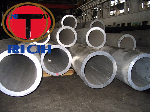 ASTM A269 Chemical fiber Sea and land transportation Austenitic Ferritic Duplex Big Diameter Stainless Steel Tubes